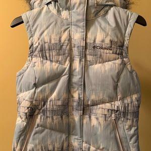 NWOT Columbia Omni-Shield/Omni-Heat Vest